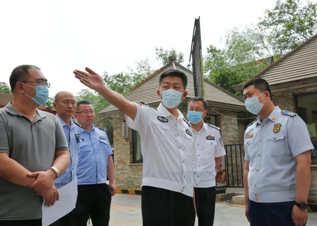 【公安局长话营商】铁东公安抓实四项举措助力经济振兴