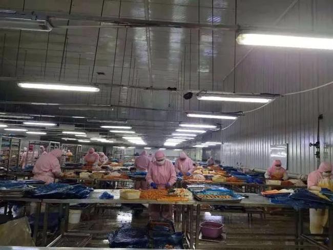 鞍山55家食品生产企业复工复产