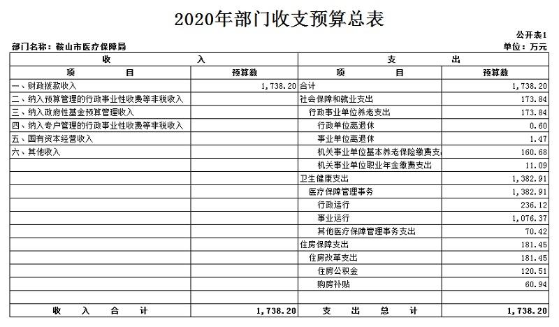 """医保局2020年部门预算和""""三公""""经费预算公开表 上报版_20201231092857_02.jpg"""