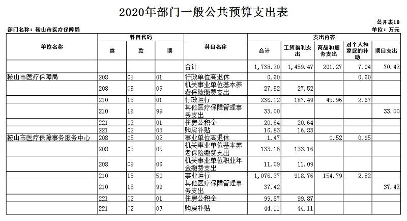 """医保局2020年部门预算和""""三公""""经费预算公开表 上报版_20201231092857_11.jpg"""