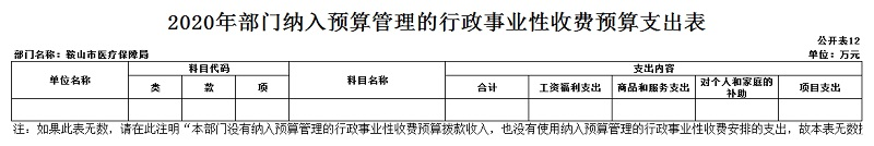 """医保局2020年部门预算和""""三公""""经费预算公开表 上报版_20201231092857_13.jpg"""
