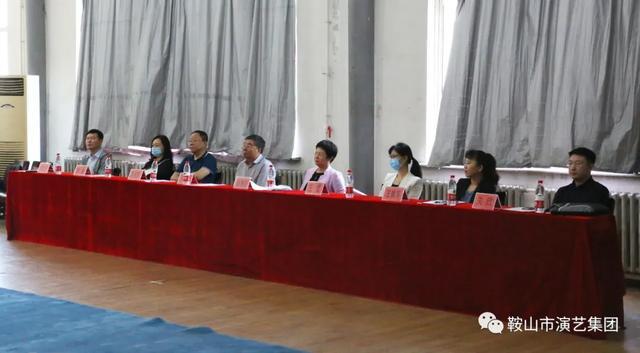 省委宣传部调研海城喇叭戏文艺创作工作
